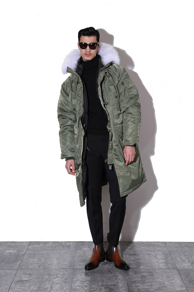 Sponic duck down padding coat/3color-수입 추천 제품