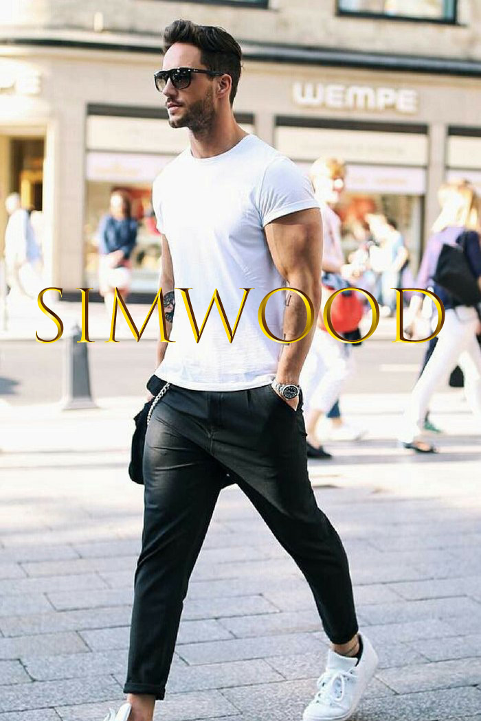 SIMWOOD basic t-shirt/3color-수입한정모델 Best Seller-