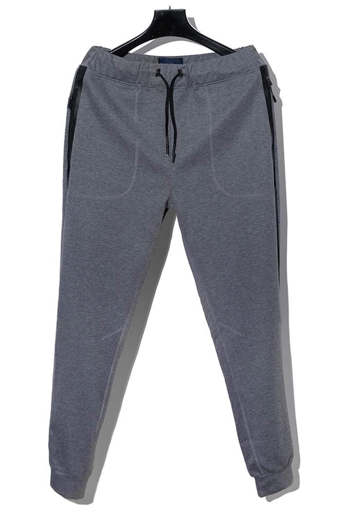 Funny jogger pants/Gray-수입한정수량