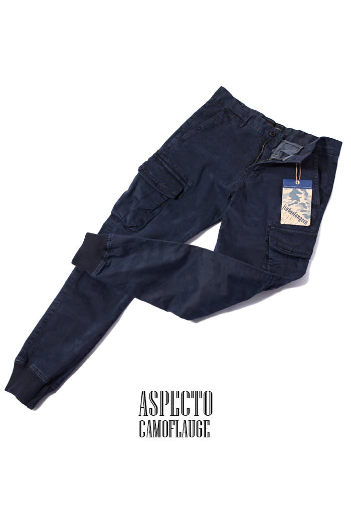 Aspecto camoflauge cargo joggers pants/2color-수입 한정 모델 일부 사이즈 소량 재입고 !!