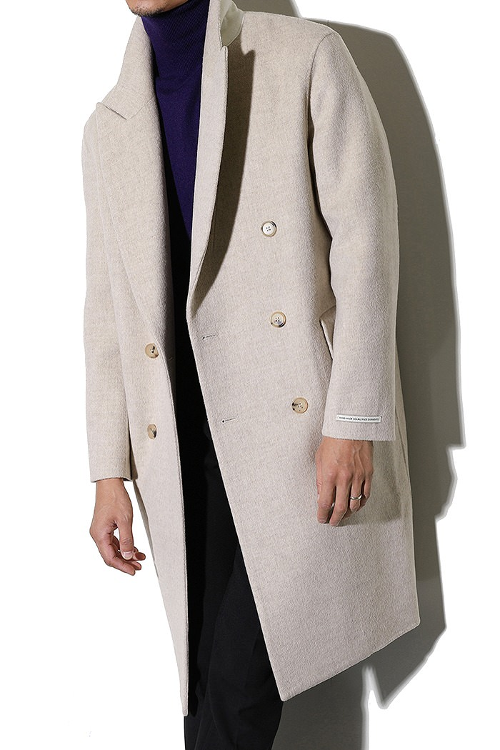 MARCO HAND MADE DOUBLE COAT-3COLOR