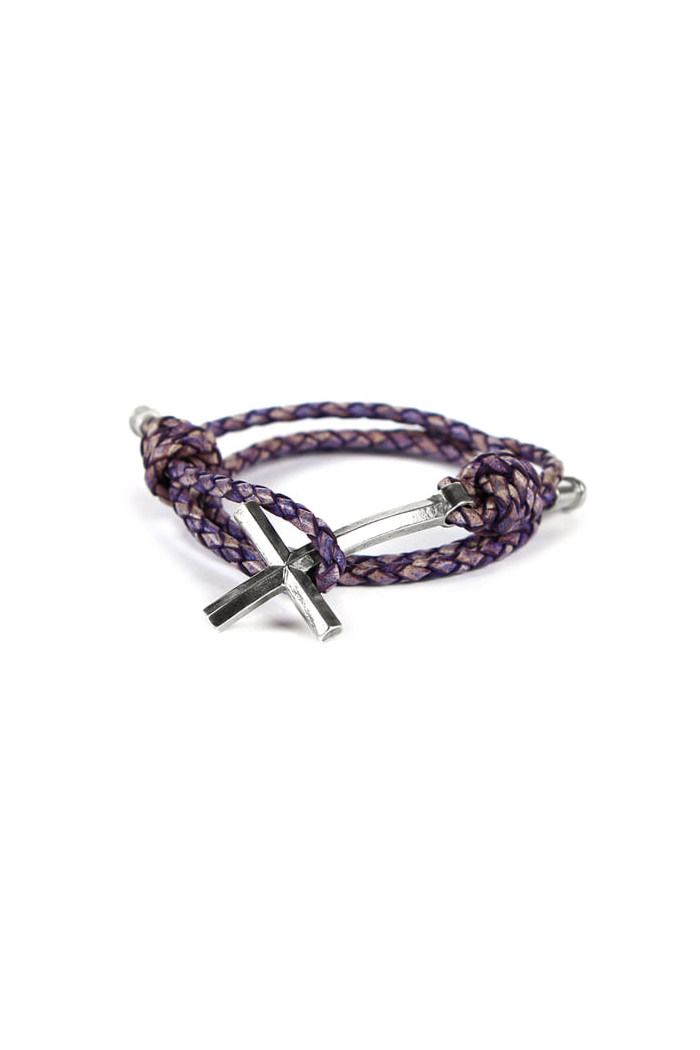 Cross bracelet_02[premium-hand made]적극추천-남여공용 팔찌