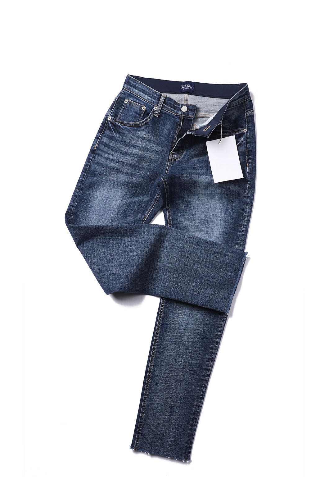 VINCENT DENIM PANTS-BLUE