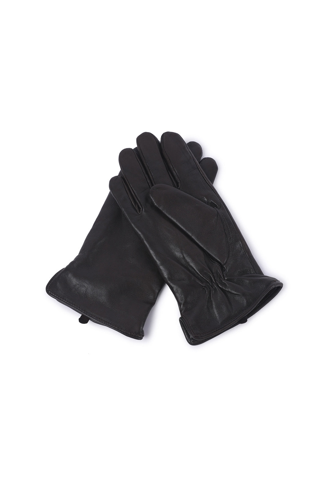 BASIC REAL LEATHER GLOVE-2COLOR[SHEEP SKIN100%]