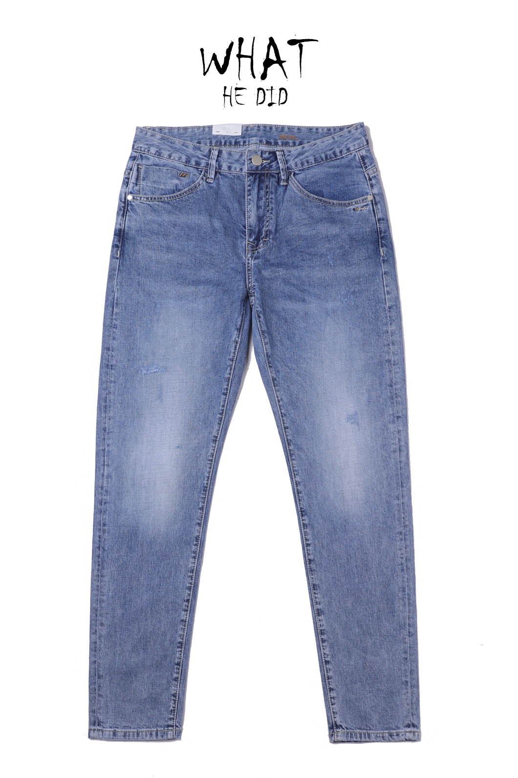 WHAT OGT3238 BLUE JEANS4차 재입고완료!