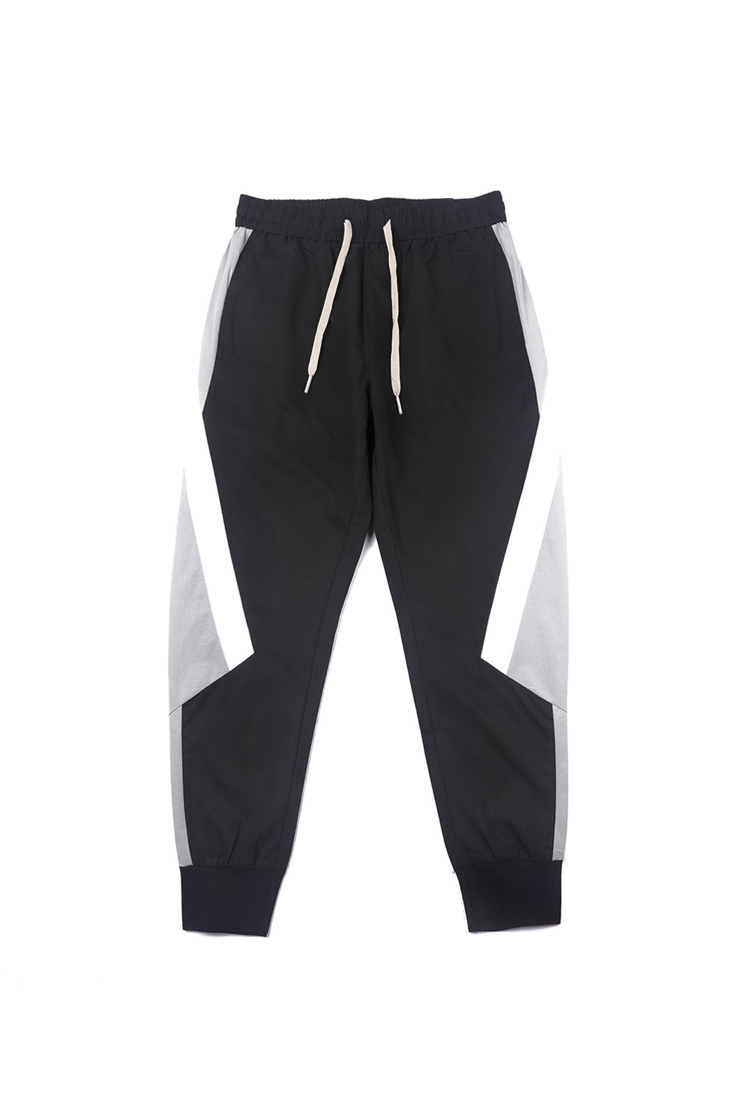 TRAIN NATURAL BANDING PANTS-BLACK소량 재입고