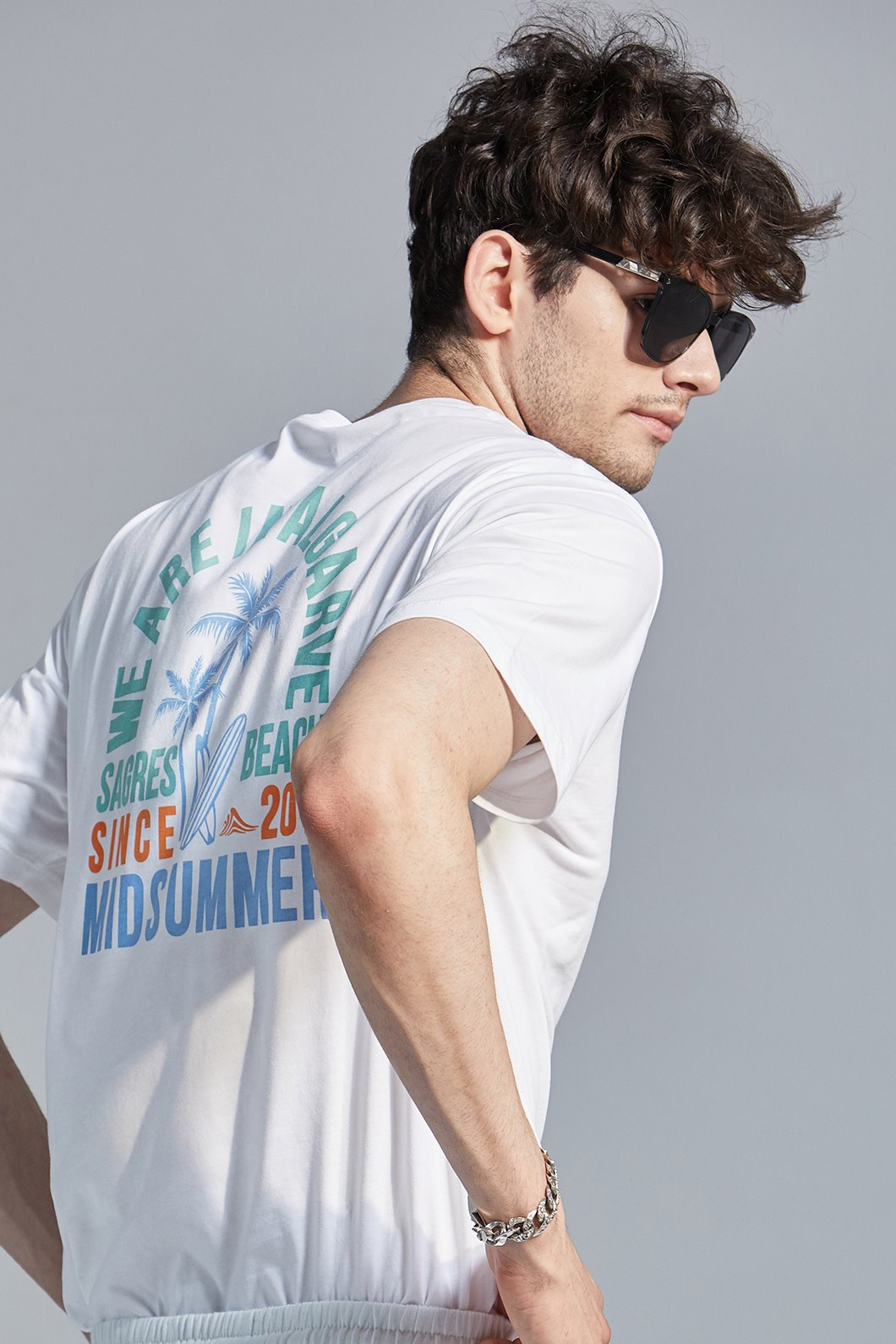 SW SUMMER SULF T-SHIRTS-WHITE소량 재입고
