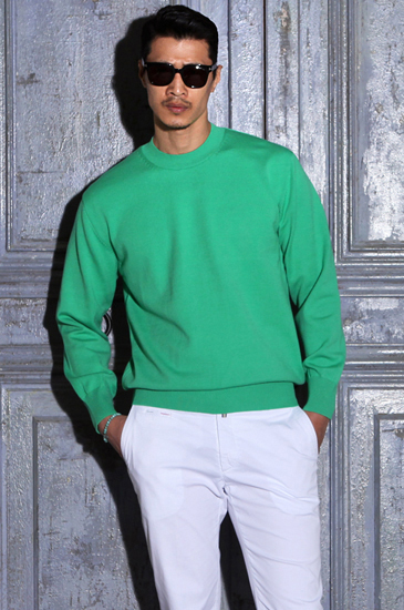 Andreas basic round knit/5color