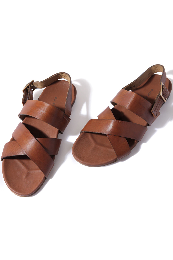 Summer premium cross sandal/3color