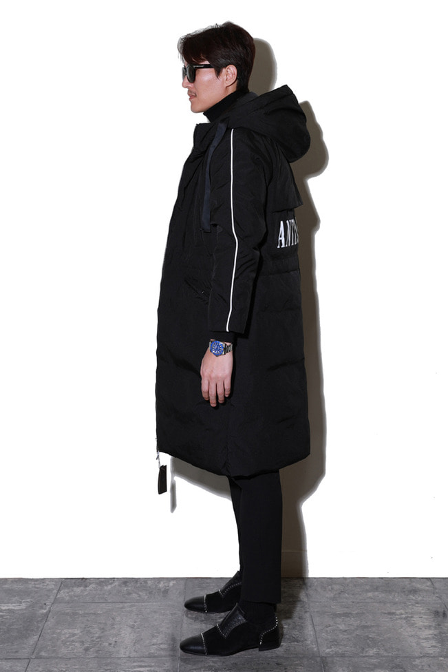 Aspassion slim padding coat/2color-수입 한정 제품