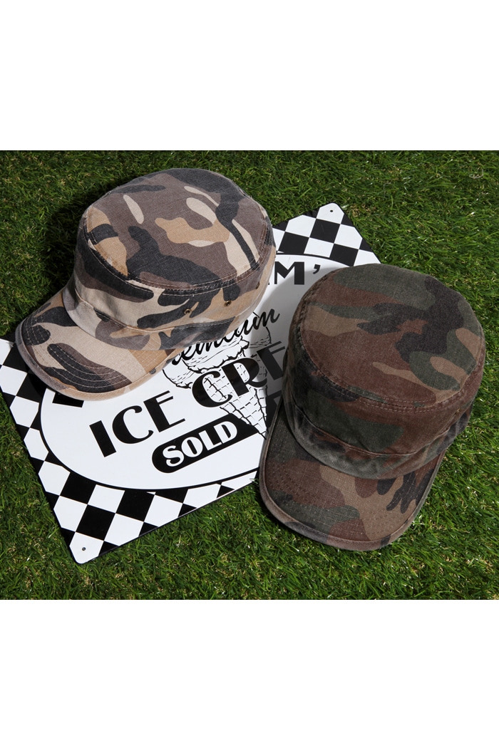 List military washing cap/2color[camouflage]