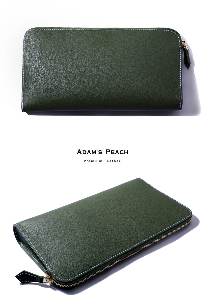 Olive green Portable bag[premium-special order-limited]
