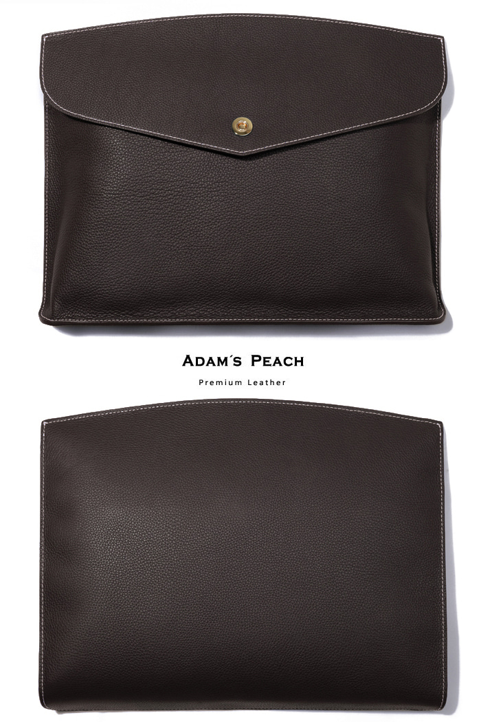 Dark brown ClutchBag[premium-special order-limited]