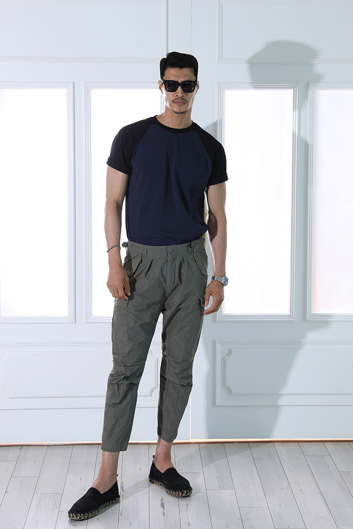National cargo pants/Khaki-수입한정수량-BEST SELLER!!