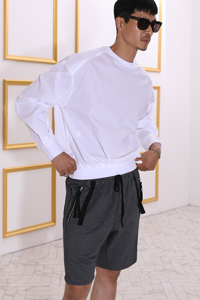 Perizoma string half pants/gray-적극추천!-수입한정제품!