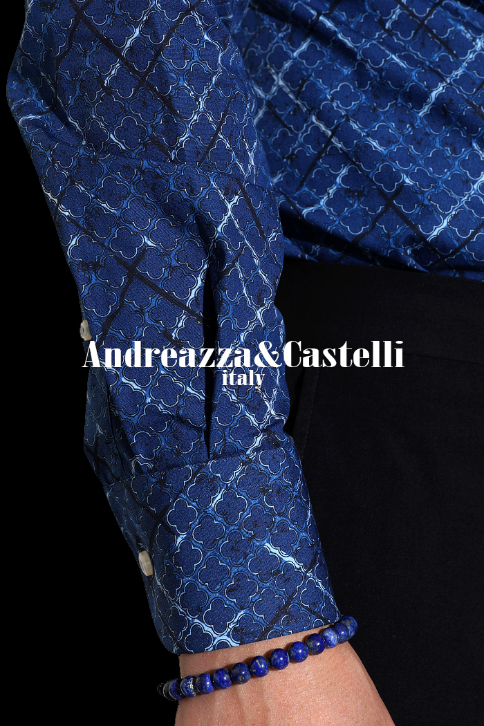 Take447 italia Andreazza&Castelli shirt-deep blueSUMMER EVENT 마지막수량 20% SALE!!