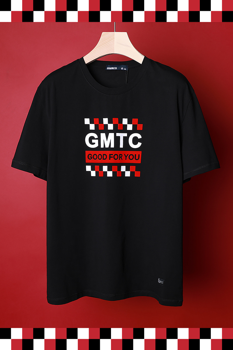 GMTC ROUND T-SHIRT-2COLOR수입소량한정제품!