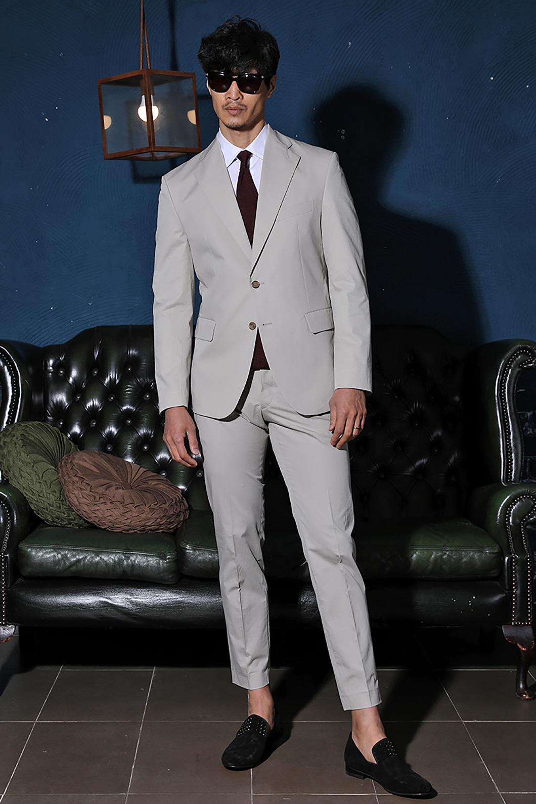 BONNEVILLE SINGLE BREASTED CLASSIC SUIT-3COLOR