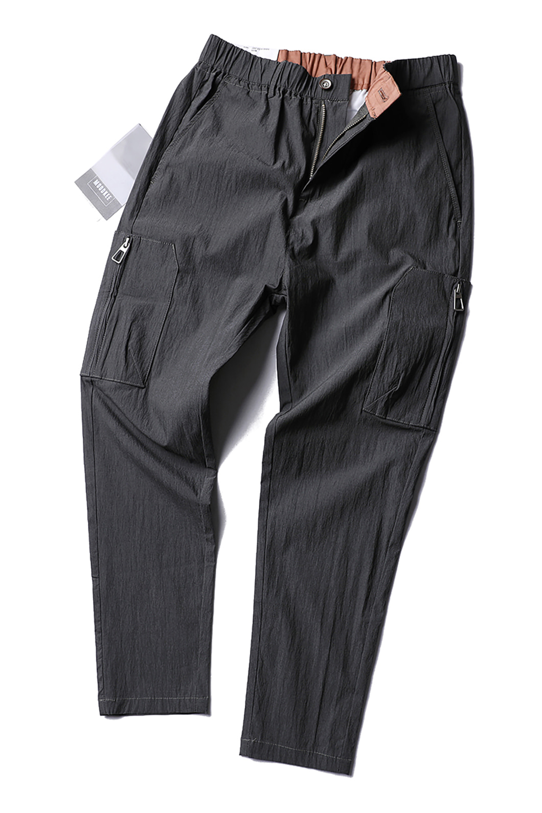 MOODKEE CARGO PANTS-2COLOR수입한정제품