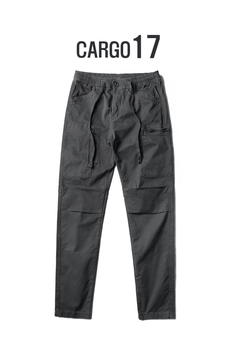 JANSSENS SLIM CARGO PANTS-2COLOR수입한정제품