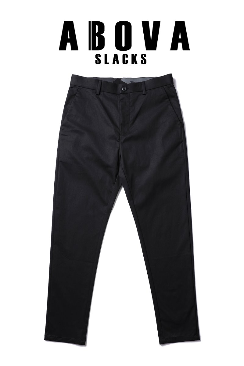 Abova Slacks Pants-2color수입한정제품