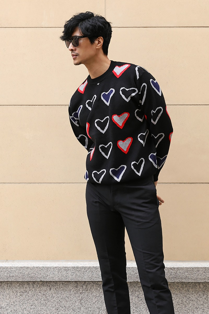 ARQUETTE ROUND KNIT-2COLOR수입한정제품-블랙세일 EVENT