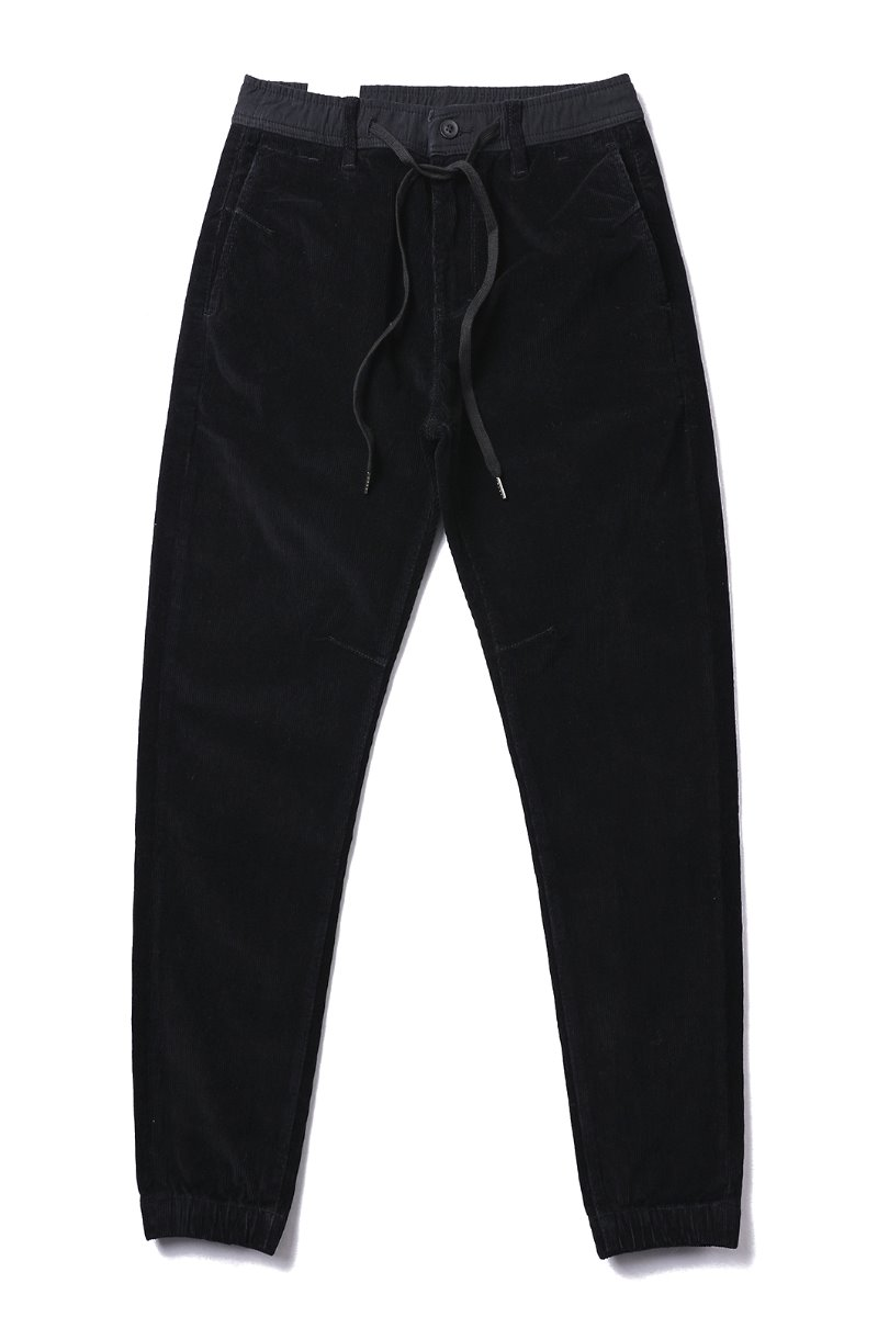 LAMANI CORDUROY JOGGERS PANTS-2COLOR수입한정제품