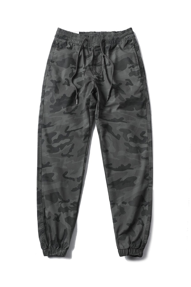 BESSER JOGGERS PANTS-CAMOUFLAGE