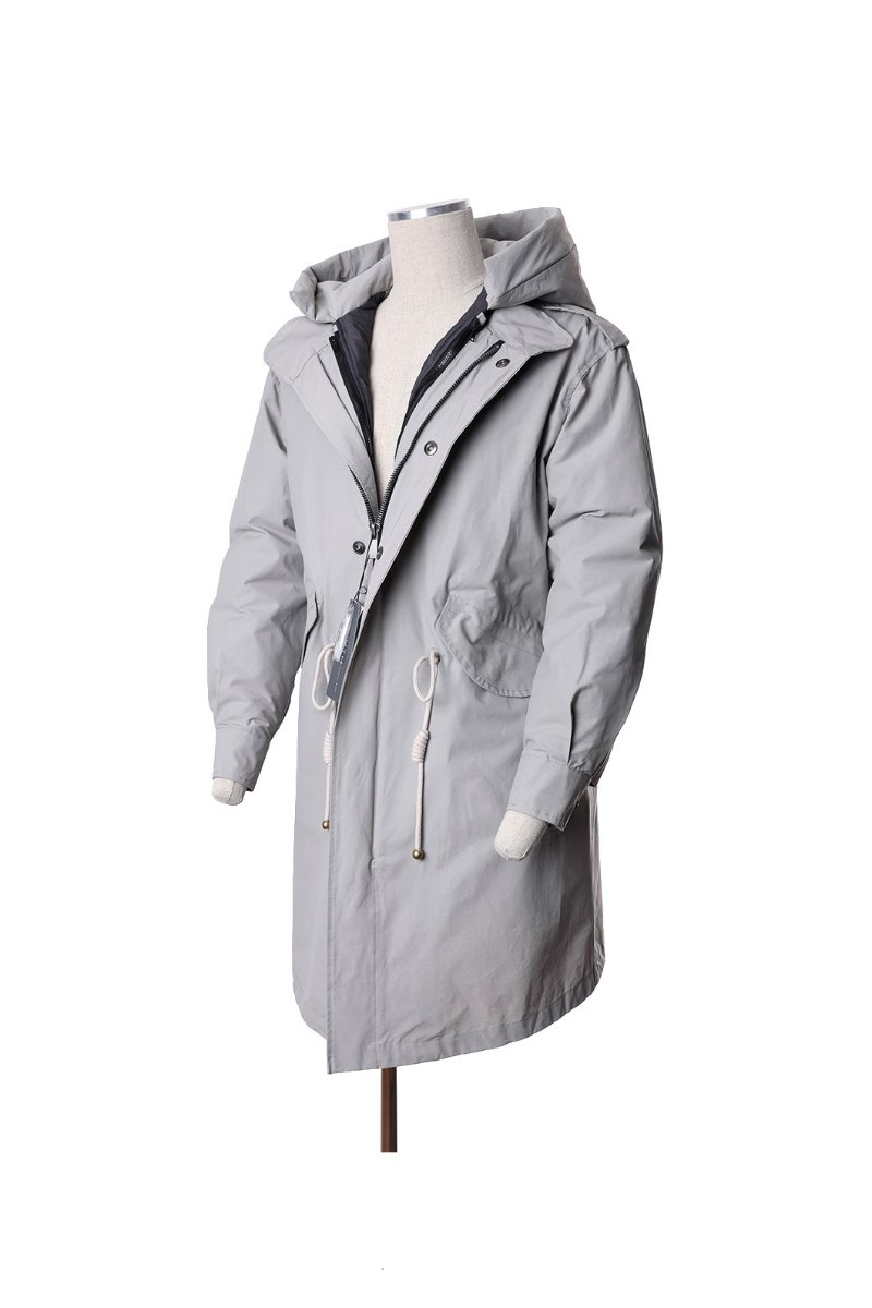 HEIDEN DETACHABLE PADDING COAT-2COLOR수입한정제품!