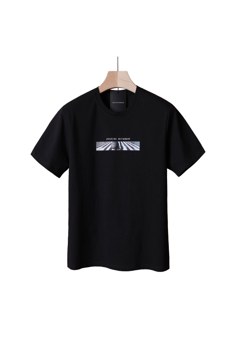FARKAS ROUND T-SHIRT-2COLOR소량 재입고