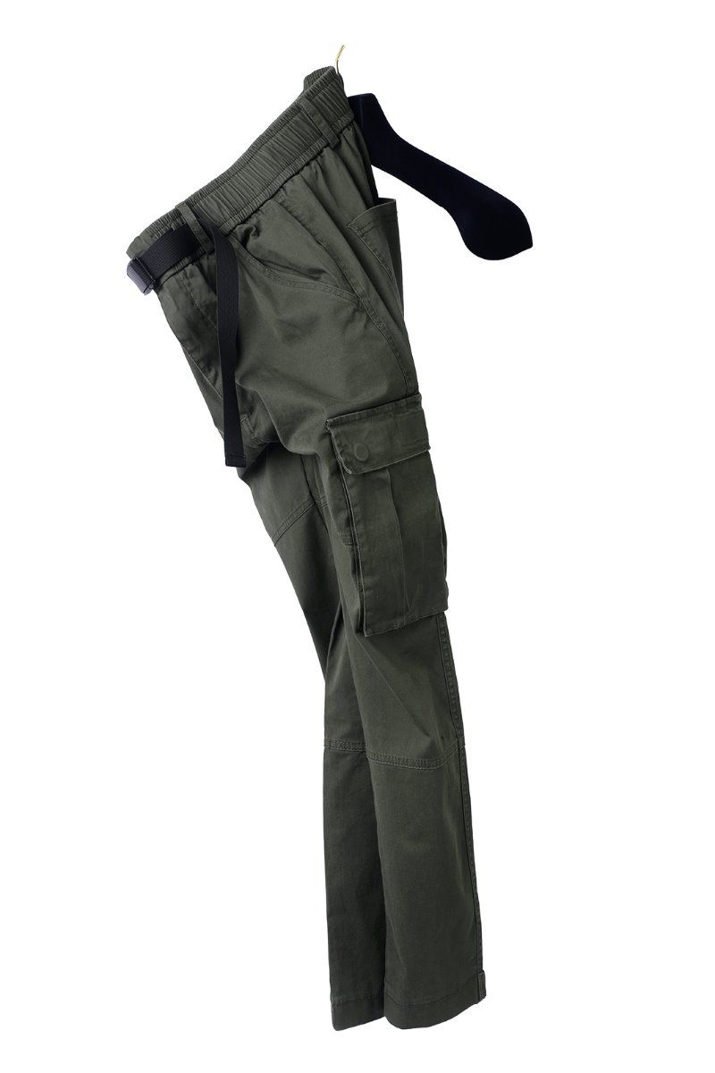 GM CARGO PANTS-2COLOR