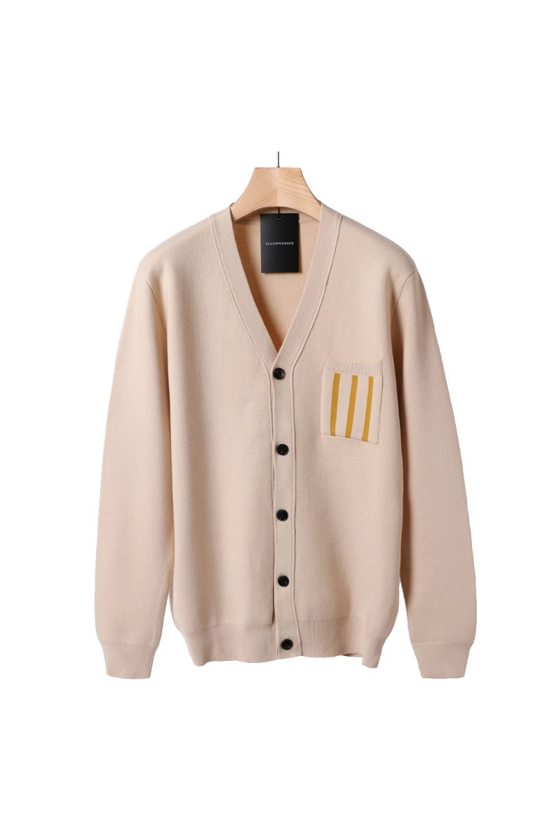 LAWLESS KNIT CARDIGAN-3COLOR