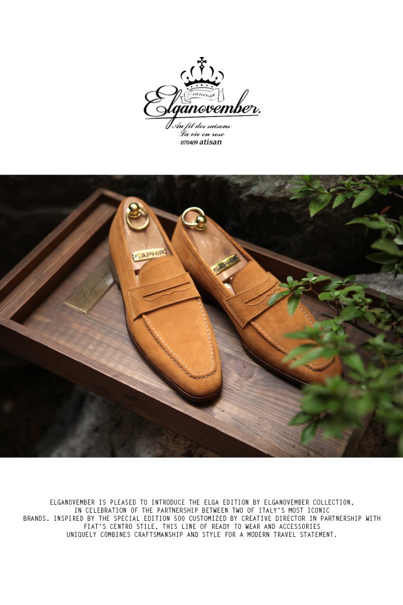 Take212 artisan loafer/yellow ocher할인이벤트!!