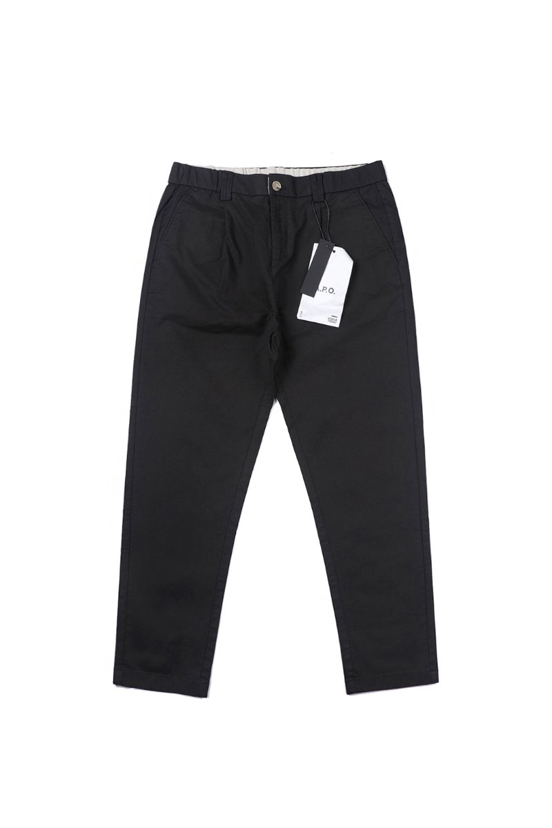 A8801.C SLACKS-BLACK