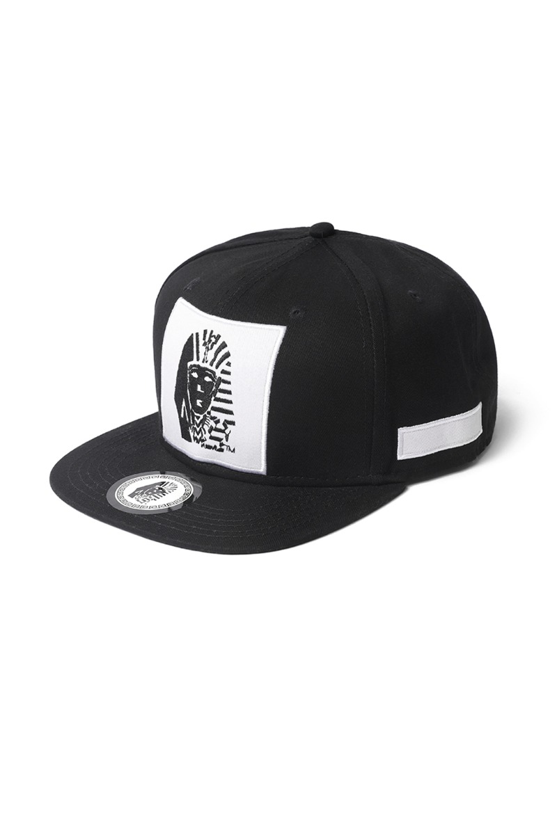 LAST-KINGS PHARAOH SNAPBACK-BLACK