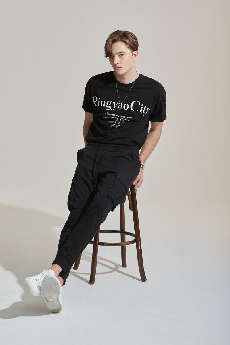 PingyaoCity T-Shirts-2Color한정수량