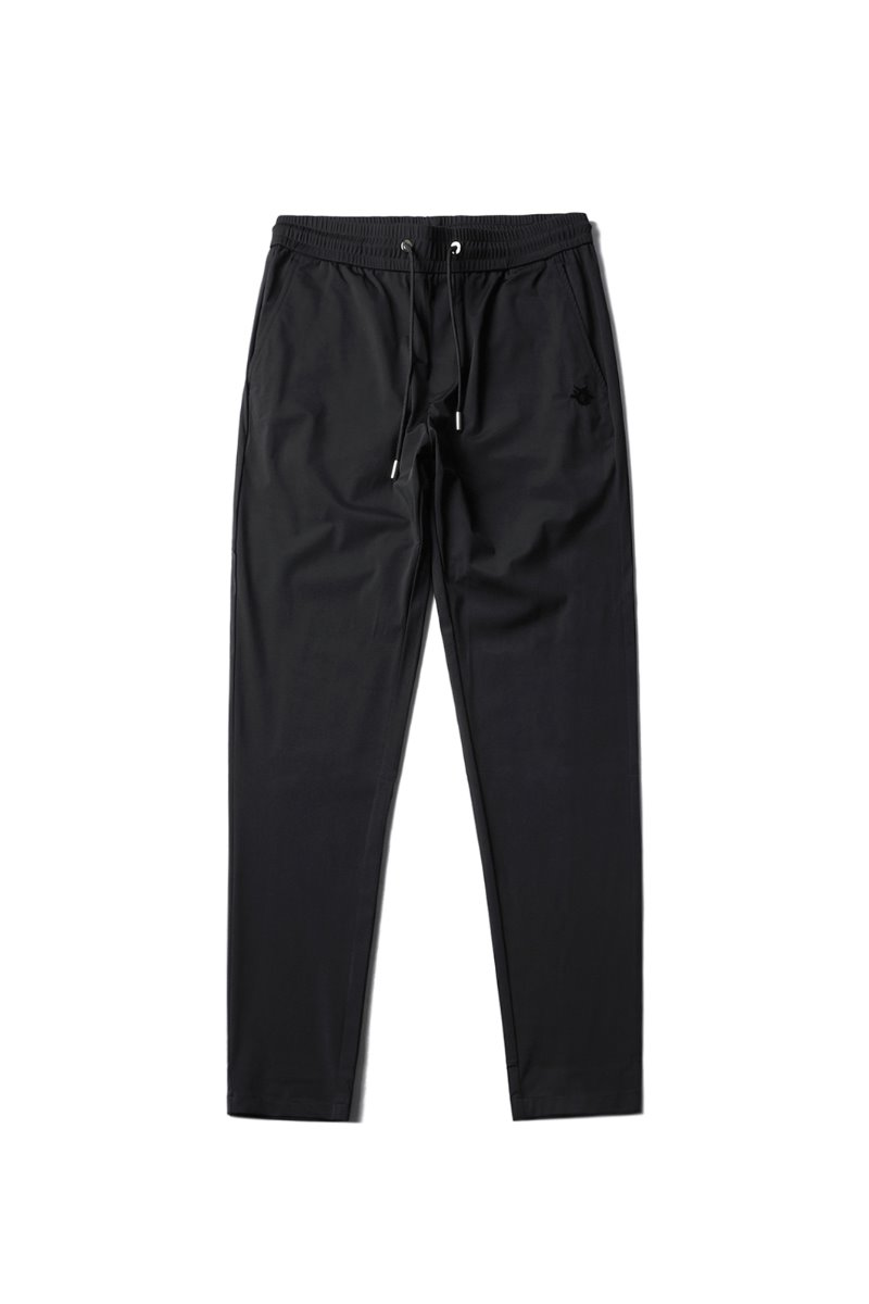VAY Banding Pants-Black