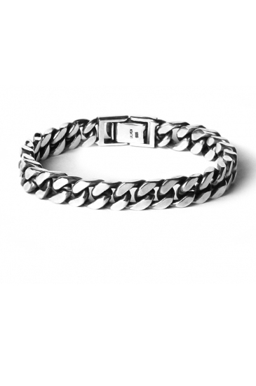Flat chain bracelet[premium-hand made]Best seller!!-추천제품!
