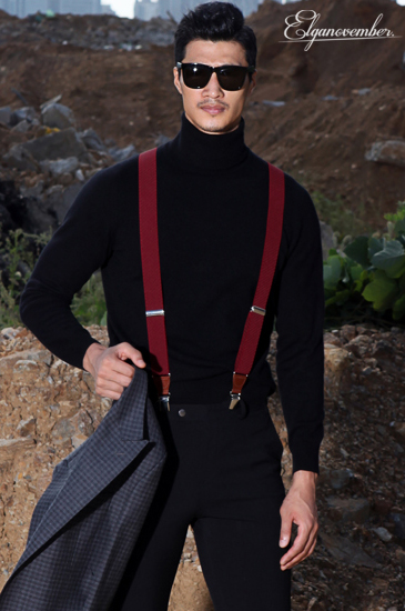Take223 Royal classic turtleneck/black[wool100%-premium.ver]