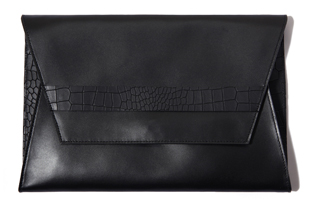 Envelop Handle Clutch[premium-special order-limited]
