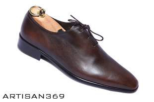 Take369 artisan whole cut shoes/brown[italy calf-bologna.ver]적극추천!-한정판!