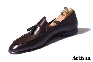 Take373 artisan tassel loafer/brown[italy calf-bologna.ver]-적극추천