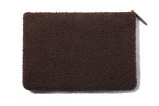 CASENTINO clutch/dark brown[premium-special order-limited]