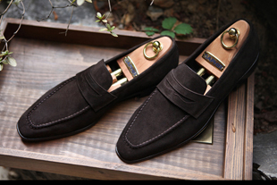 Elga edition take219 artisan loafer/dark brown[black label series bologna.ver-elga made]-적극추천!